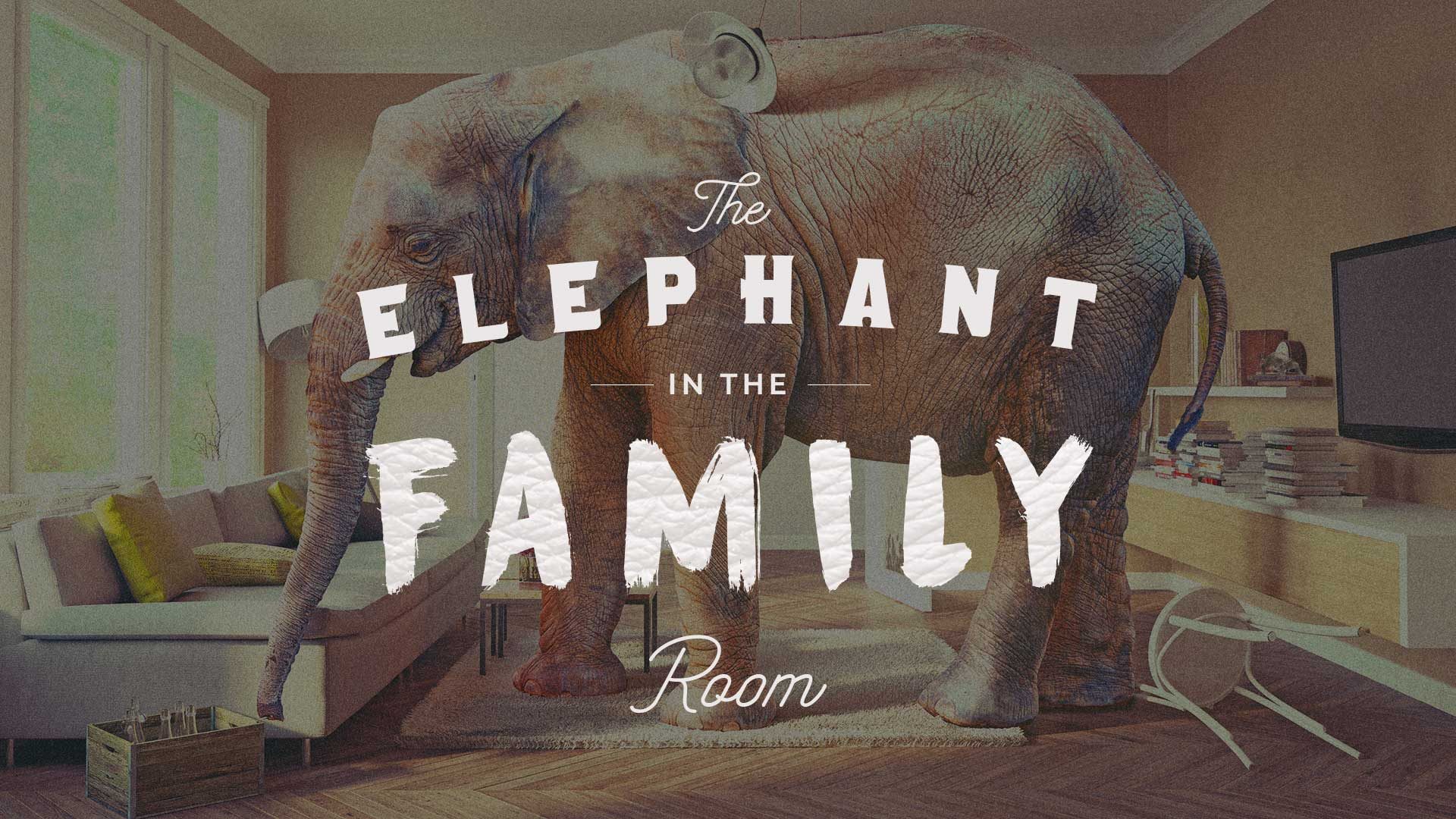 The Elephant in the Family Room